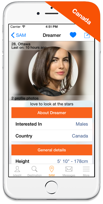 social discovery mobile dating app